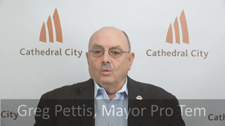 Mayor Pro Tem Greg Pettis Council Report