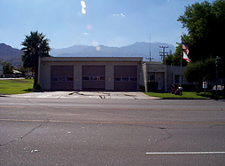 Fire Station 411