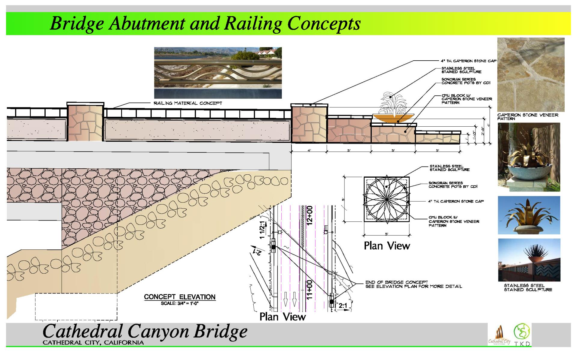 Bridge Elevation Aesthetics