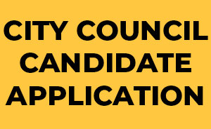 Click here to apply to fill the vacated at-large council seat