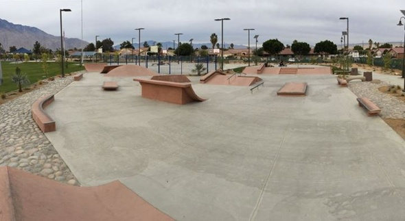 Ocotillo Skatepark - Photo credit: Glen Coy